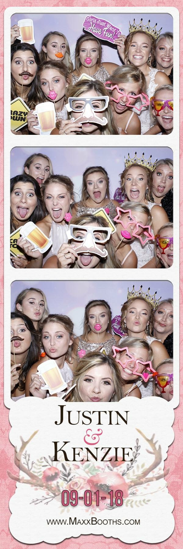 Photo Strip Wedding Photo Booth
